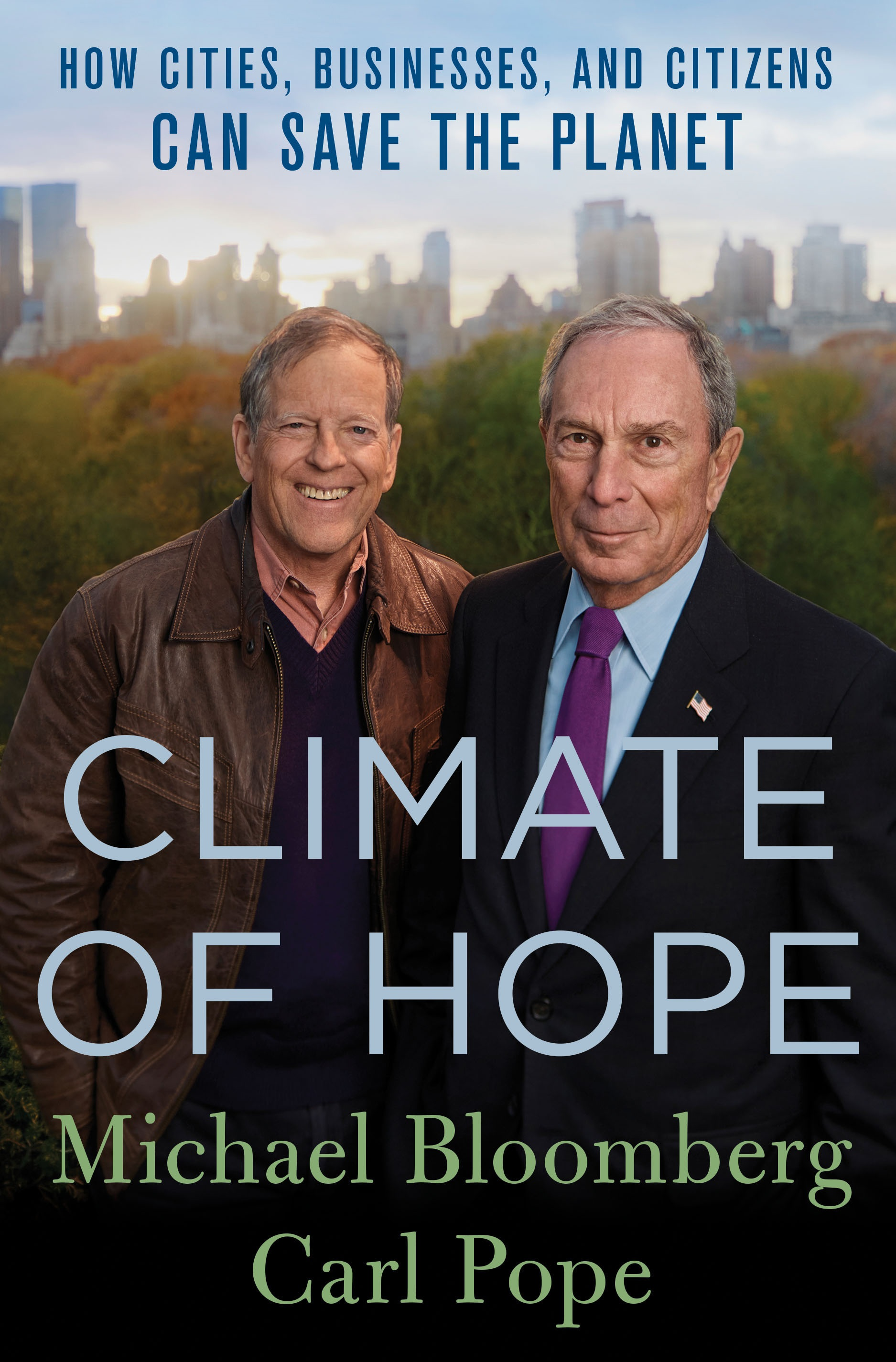 Cover_Climate of Hope